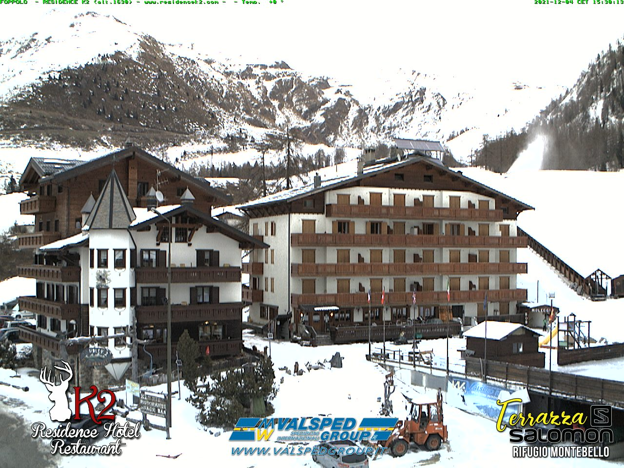 Webcam Foppolo Hotel k2