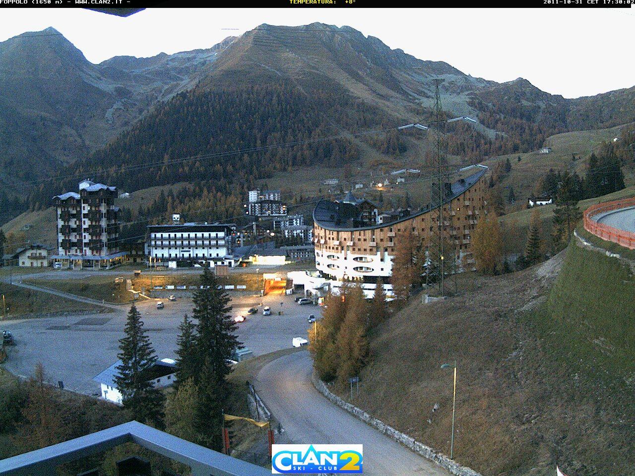 Webcam alpine Foppolo