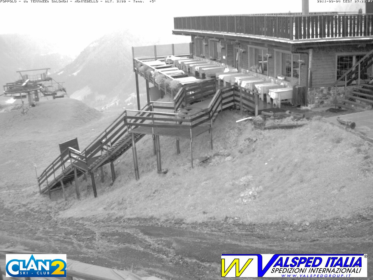 Foppolo 2000m (BG) webcam - Clicca per ingrandire